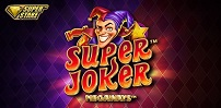 Cover art for Super Joker Megaways slot
