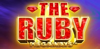 Cover art for The Ruby Megaways slot