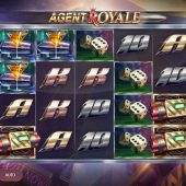 agent royale slot game
