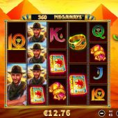 book of gems megaways slot game