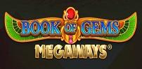 Cover art for Book of Gems Megaways slot
