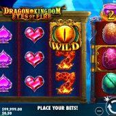 dragon kingdom eyes of fire slot game