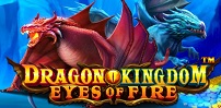 Cover art for Dragon Kingdom Eyes of Fire slot