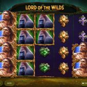 lord of the wilds slot game
