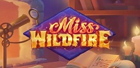 Cover art for Miss Wildfire slot