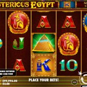 mysterious egypt slot game
