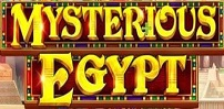 Cover art for Mysterious Egypt slot