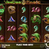 voodoo magic slot game