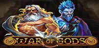 Cover art for War of Gods slot