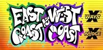 Cover art for East Coast vs West Coast slot