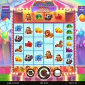 fluffy favourites megaways slot game