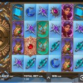 land of zenith slot game