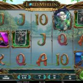 lord merlin slot game
