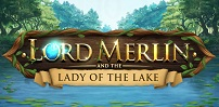 Cover art for Lord Merlin slot