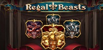 Cover art for Regal Beasts slot