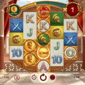 rome the golden age slot game