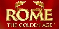 Cover art for Rome – The Golden Age slot