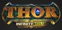 Cover art for Thor Infinity Reels slot