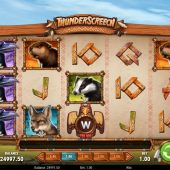 thunderscreech slot game