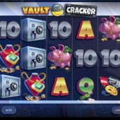 vault cracker slot game