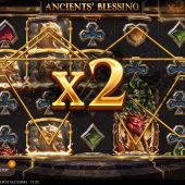 ancients' blessing slot game