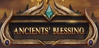 Cover art for Ancients' Blessing slot