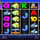 cops 'n' robbers megaways slot game