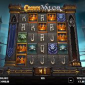 crown of valor slot game
