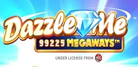 Cover art for Dazzle Me Megaways slot