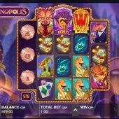 dinopolis slot game