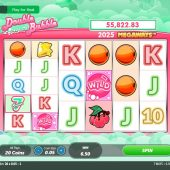double bubble megaways slot game