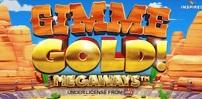 Cover art for Gimme Gold Megaways slot