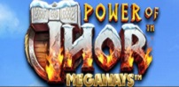 Cover art for The Power of Thor Megaways slot