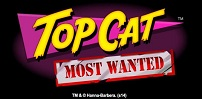 Cover art for Top Cat Most Wanted slot