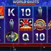 world darts championship slot game