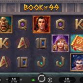 book of 99 slot game
