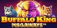 Cover art for Buffalo King Megaways slot
