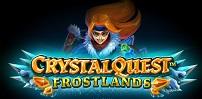 Cover art for Crystal Quest Frostlands slot