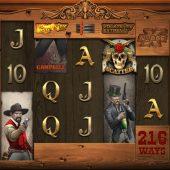el paso gunfight xnudge slot game