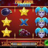 fire joker freeze slot game