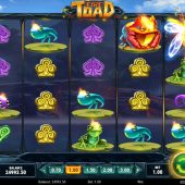 fire toad slot game