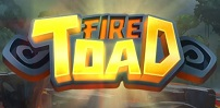 Cover art for Fire Toad slot