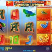 floating dragon slot game