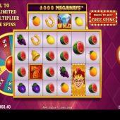 joyful joker megaways slot game