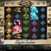 night roller slot game