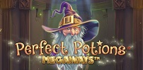 Cover art for Perfect Potions Megaways slot
