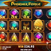 phoenix forge slot game