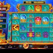 poseidon ancient fortunes megaways slot game
