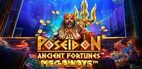Cover art for Poseidon Ancient Fortunes Megaways slot
