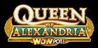 Cover art for Queen of Alexandria Wowpot slot